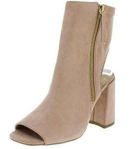 Shoes - BEAUTIFUL Peep toe booties